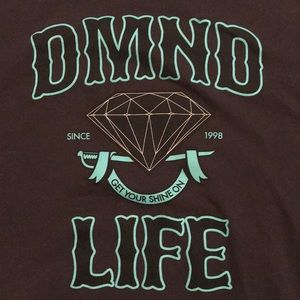 men's DIAMOND SUPPLY CO. T